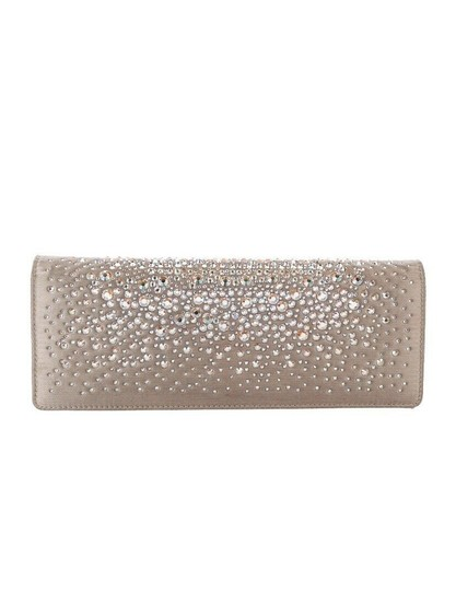 Gucci NWT Authentic Gucci Broadway Embellished Clutch NEW Image 1