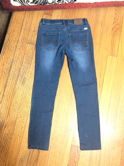 Lucky Brand Capri/Cropped Denim-Medium Wash Image 2