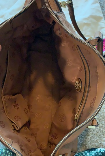 Tory Burch Satchel in camel Image 4