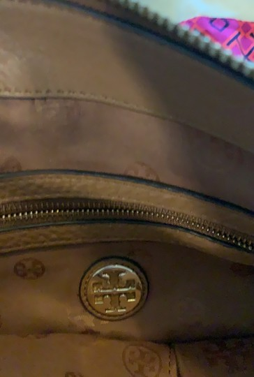 Tory Burch Satchel in camel Image 5