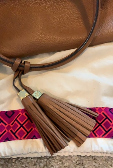 Tory Burch Satchel in camel Image 7