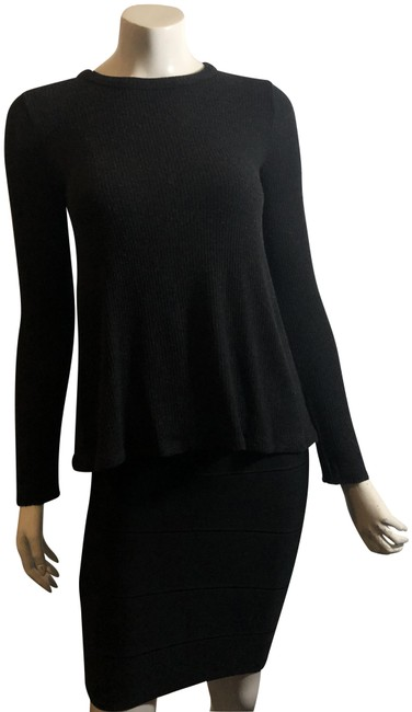 Preload https://img-static.tradesy.com/item/25514789/enza-costa-brown-xs-10519-charcoal-gray-pullover-ribbed-long-sleeve-tee-shirt-size-2-xs-0-1-650-650.jpg