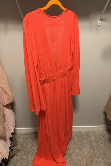 Free People Maxi Skirt coral Image 1