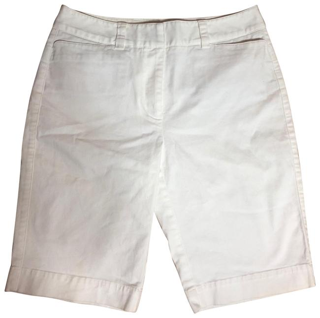 Preload https://img-static.tradesy.com/item/25514805/talbots-white-stretch-105-inseam-walking-shorts-size-6-s-28-0-1-650-650.jpg