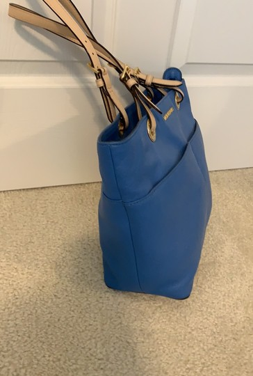 Michael Kors Tote in Blue Image 1