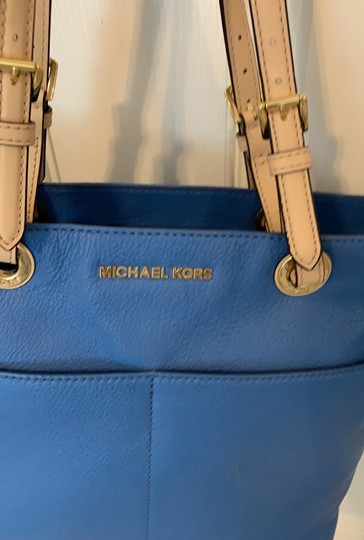 Michael Kors Tote in Blue Image 5