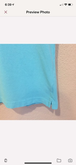 Lilly Pulitzer Button Down Shirt light teal/turquoise Image 6