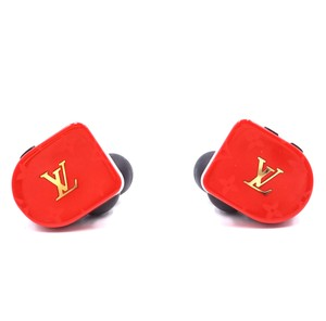 Louis Vuitton Ultra RARE Monogram SS19 Horizon Earphones Earbuds Earpods