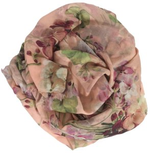 Gucci NEW GUCCI 406227 Blooms Wool Cashmere Stole Scarf