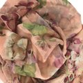 Gucci NEW GUCCI 406227 Blooms Wool Cashmere Stole Scarf Image 8