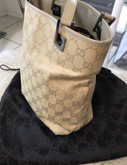 Gucci Tote in nude/gold Image 1