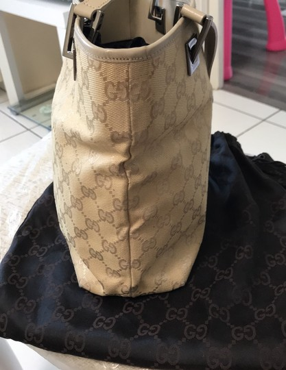 Gucci Tote in nude/gold Image 2