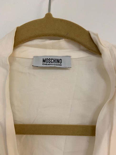 Moschino short dress white on Tradesy Image 4