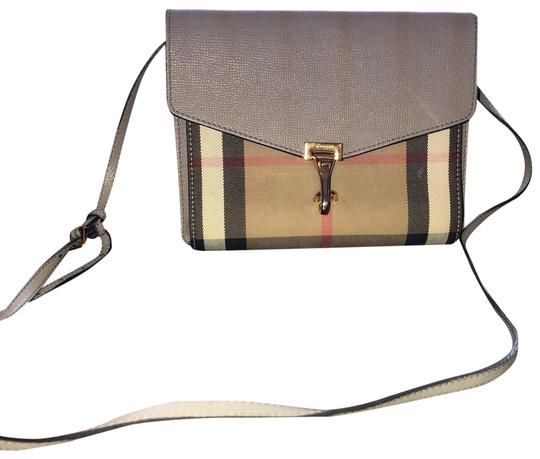 Preload https://img-static.tradesy.com/item/25515045/burberry-check-and-gray-cross-body-bag-0-1-540-540.jpg