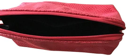 Preload https://item2.tradesy.com/images/red-snakeskin-cosmetic-bag-25515101-0-1.jpg?width=440&height=440