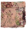 Gucci NEW GUCCI 406227 Blooms Wool Cashmere Scarf Image 0