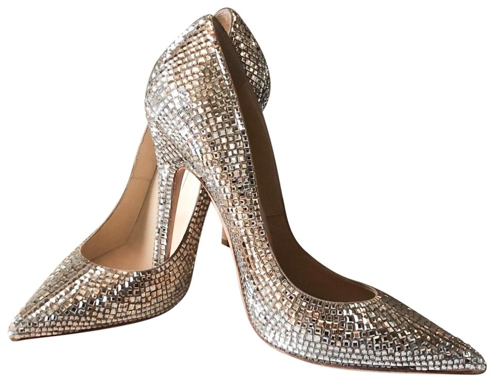 separation shoes super cheap official photos Jimmy Choo Tartini Pave Ombré Swarovski Crystal Embellished Heels Pumps  Size EU 39 (Approx. US 9) Regular (M, B) 29% off retail