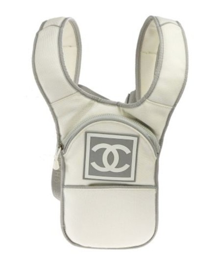 Preload https://item3.tradesy.com/images/chanel-vintage-sport-rare-unisex-white-and-grey-nylon-rubber-backpack-25515242-0-0.jpg?width=440&height=440