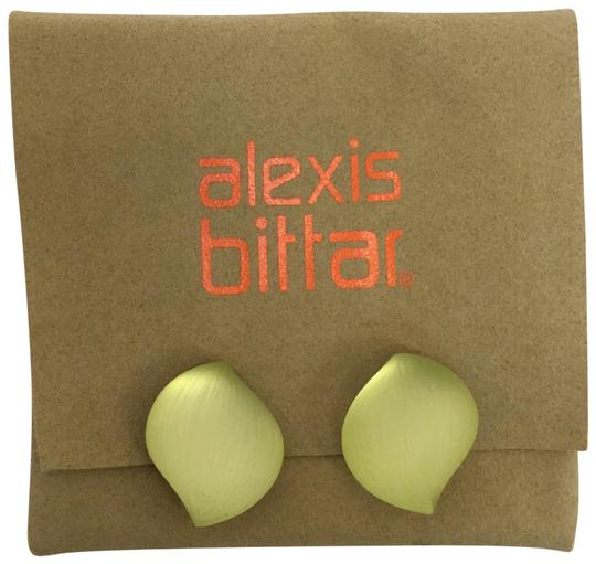 Alexis Bittar Alexis Bittar Lucite Clip-On Earrings Image 0