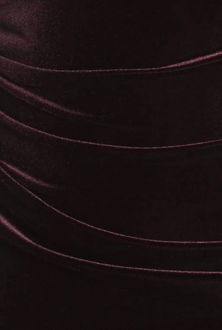 Vince Camuto Mother Of The Brides Mother Of The Grooms Velvet Gown Wedding Dress Image 3