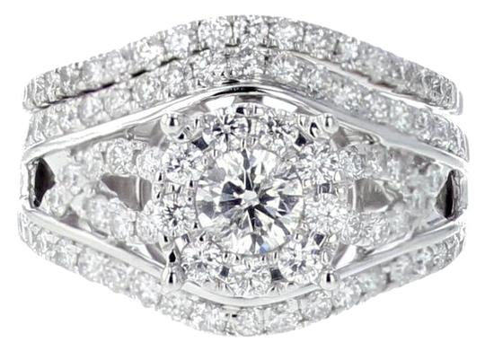 Preload https://img-static.tradesy.com/item/25515499/white-gold-14k-engagement-ring-and-band-set-round-solitaire-center-charm-0-1-540-540.jpg