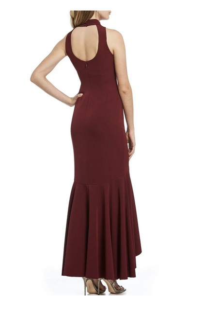Vince Camuto Mother Of The Brides Mother Of The Grooms Velvet Gown Wedding Dress Image 1