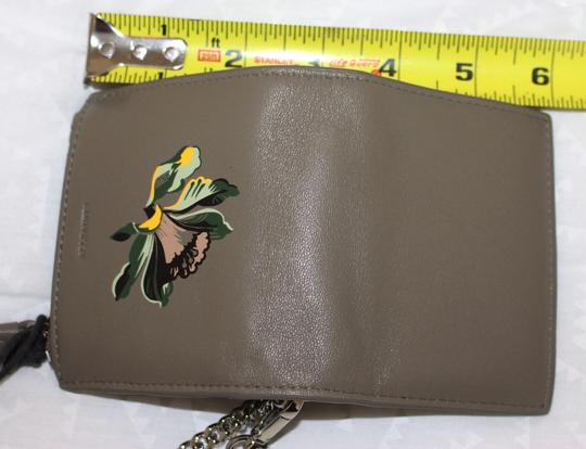 AllSaints All Saints FLORA Leather Bifold Wallet (Wristslet) on Chain Image 7