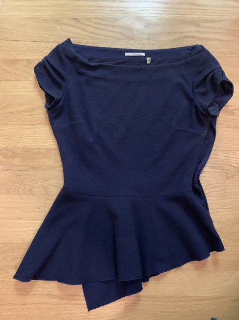 T Tahari T Tahari skirt peplum top suit set XS 2 Image 3