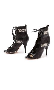 Isa Tapia Black Boots