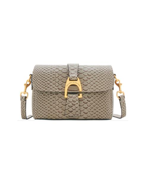 Dooney & Bourke Caldwell Kyra Stone Leather Cross Body Bag Dooney & Bourke Caldwell Kyra Stone Leather Cross Body Bag Image 1