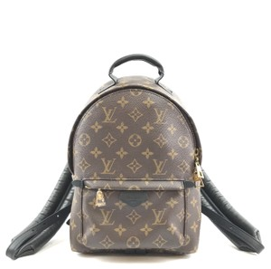 Louis Vuitton Lv Palm Springs Pm Monogram Backpack