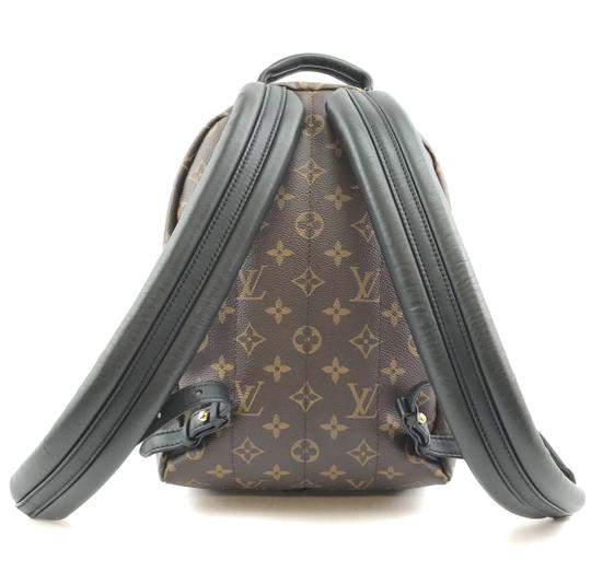 Louis Vuitton Lv Palm Springs Pm Monogram Backpack Image 1