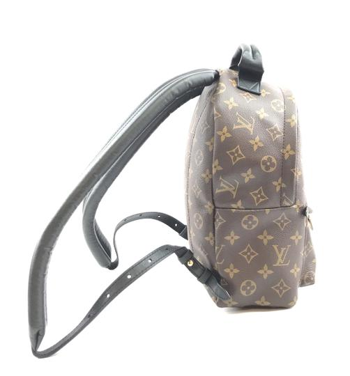 Louis Vuitton Lv Palm Springs Pm Monogram Backpack Image 6