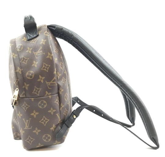 Louis Vuitton Lv Palm Springs Pm Monogram Backpack Image 7