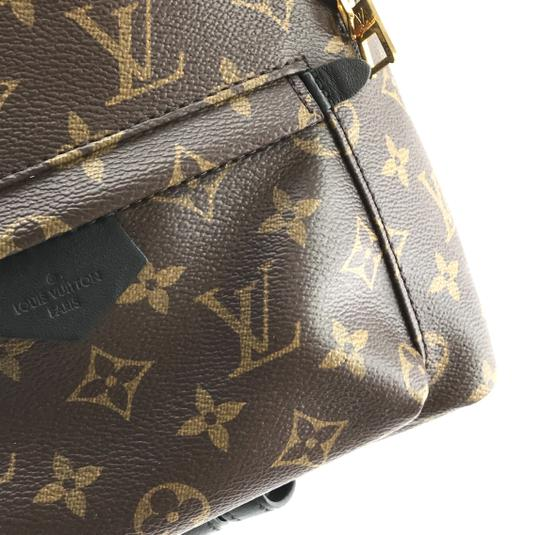Louis Vuitton Lv Palm Springs Pm Monogram Backpack Image 8