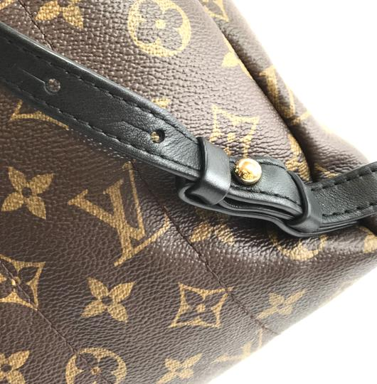 Louis Vuitton Lv Palm Springs Pm Monogram Backpack Image 9