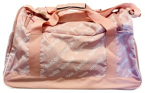 Reebok light pink Travel Bag