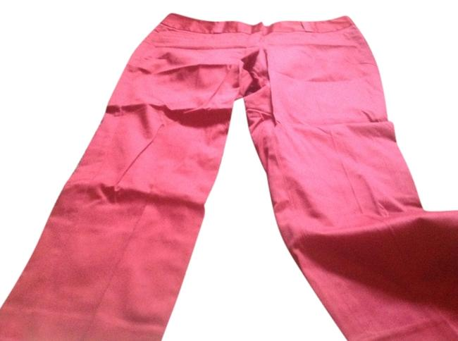 The Limited Perfect Fit Drew Fit Spring Colors Free Shipping Straight Pants Rust