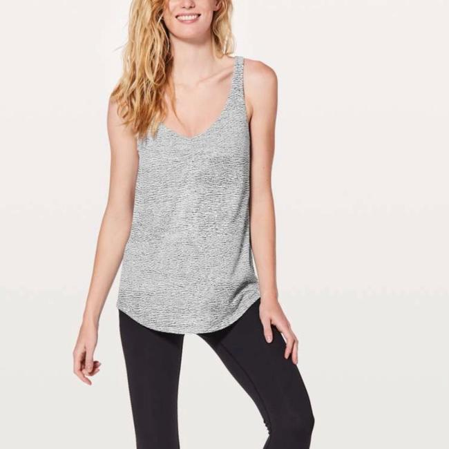 Lululemon New Lululemon Knot Your Typical Tank *Medium Support For A/B Cup Sz 12 Image 3
