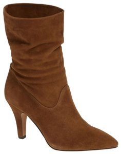 Vince Camuto Ankleboot Leather Pumpernickel Boots