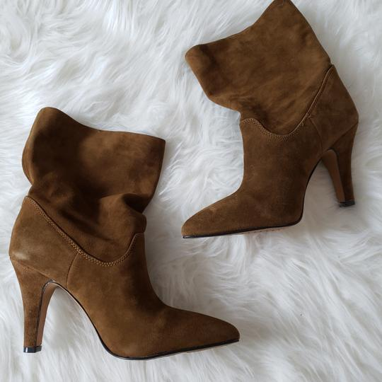 Vince Camuto Ankleboot Leather Pumpernickel Boots Image 2