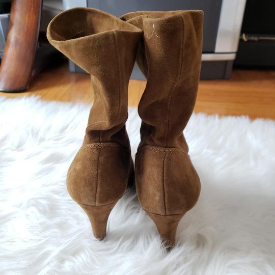 Vince Camuto Ankleboot Leather Pumpernickel Boots Image 3