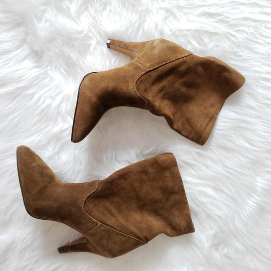 Vince Camuto Ankleboot Leather Pumpernickel Boots Image 4