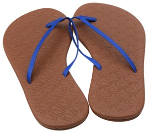 Vineyard Vines blue Sandals