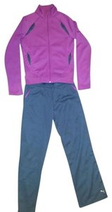 Puma Puma Sweatsuit Jacket & Pants Activewear