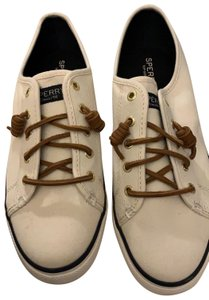 Sperry White Athletic