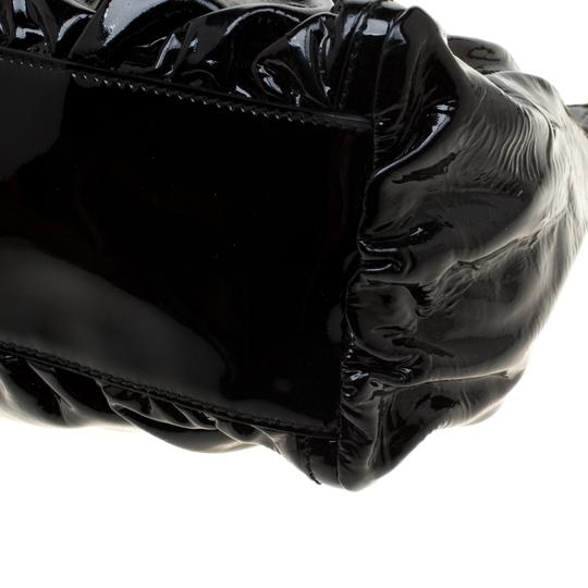Gucci Patent Leather Leather Hobo Bag Image 9