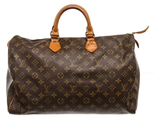 Preload https://img-static.tradesy.com/item/25518755/louis-vuitton-speedy-monogram-40-cm-brown-canvas-and-leather-satchel-0-0-540-540.jpg