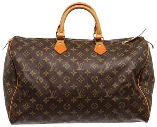 Preload https://img-static.tradesy.com/item/25518779/louis-vuitton-speedy-monogram-40-cm-brown-canvas-and-leather-satchel-0-1-540-540.jpg