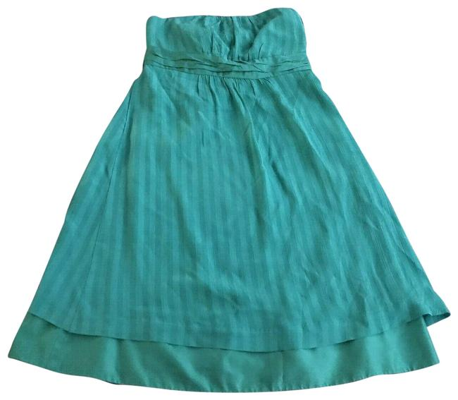 Preload https://img-static.tradesy.com/item/25518786/anthropologie-green-moulinette-soeurs-strapless-silk-short-cocktail-dress-size-12-l-0-1-650-650.jpg